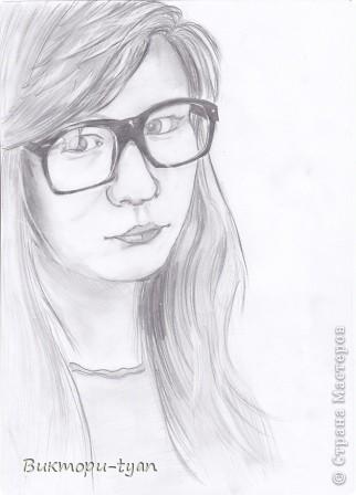 Еще портретик