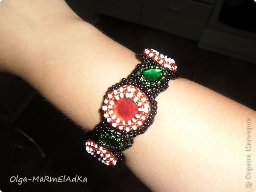 мои украшения для восточных танцев)) браслет фото 1