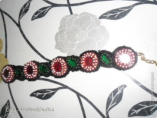 мои украшения для восточных танцев)) браслет фото 2