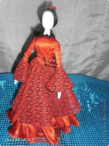 Мои куколки: Испаночка,  фото 1