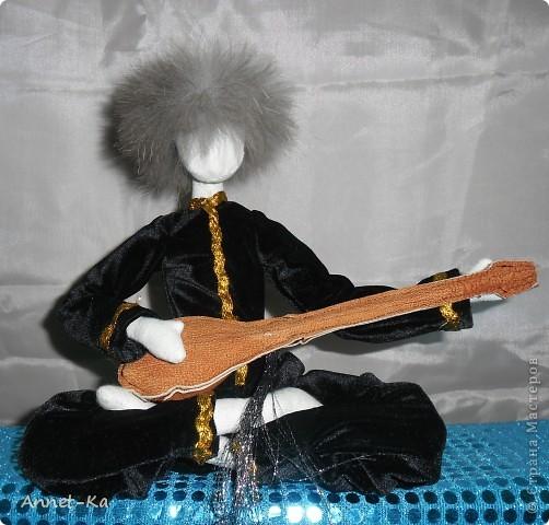 Мои куколки: Испаночка,  фото 5