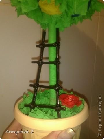 мое первое деревце) фото 2