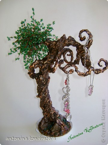 Дерево для украшений фото 3