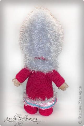 Вот и родилась еще одна Маша, сделала на заказ. Рост куклы 30см. фото 7