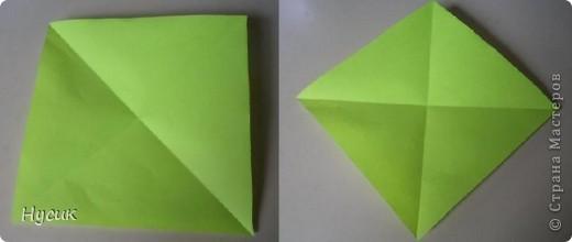 Не так давно я вела кружок оригами в загородном лагере. И на презентацию кружка всегда рассказывала эту сказку. Она тоже очень давняя. Побродив по Стране мастеров, нашла еще два варианта  http://stranamasterov.ru/node/19044?c=favorite http://stranamasterov.ru/node/302273?c=favorite  Но все же решила выложить и свою с целью дополнить уже имеющиеся, так как переходы от одной фигуры к другой  в разных вариантах разные. А вдруг и пригодиться кому. фото 2
