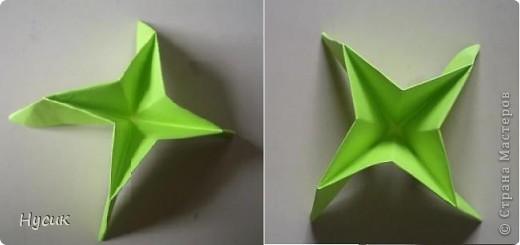 Не так давно я вела кружок оригами в загородном лагере. И на презентацию кружка всегда рассказывала эту сказку. Она тоже очень давняя. Побродив по Стране мастеров, нашла еще два варианта  http://stranamasterov.ru/node/19044?c=favorite http://stranamasterov.ru/node/302273?c=favorite  Но все же решила выложить и свою с целью дополнить уже имеющиеся, так как переходы от одной фигуры к другой  в разных вариантах разные. А вдруг и пригодиться кому. фото 8