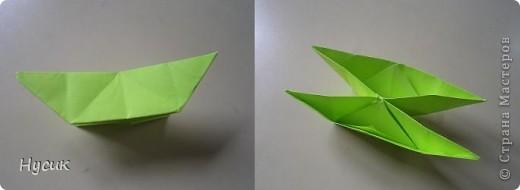 Не так давно я вела кружок оригами в загородном лагере. И на презентацию кружка всегда рассказывала эту сказку. Она тоже очень давняя. Побродив по Стране мастеров, нашла еще два варианта  https://stranamasterov.ru/node/19044?c=favorite https://stranamasterov.ru/node/302273?c=favorite  Но все же решила выложить и свою с целью дополнить уже имеющиеся, так как переходы от одной фигуры к другой  в разных вариантах разные. А вдруг и пригодиться кому. фото 12