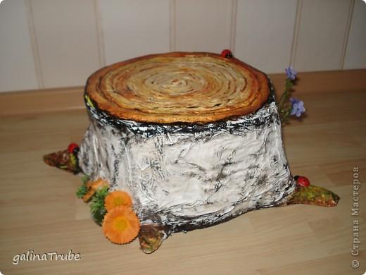 Сяду на пенек, съем пирожок фото 2
