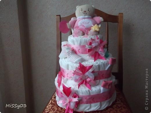 Тортик для Настюши фото 1