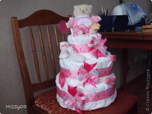 Тортик для Настюши фото 2