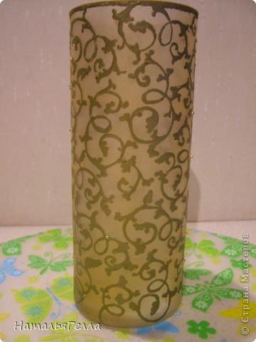 Была ваза простая-стала вот такая!.. фото 1
