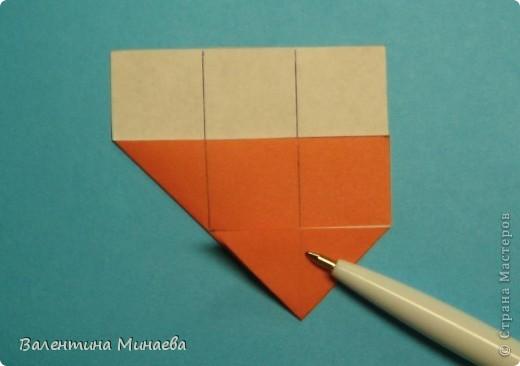 Мегаполис (Megapolis)  автор: Валентина Минаева (Valentina Minayeva)  соотношение бумаги 4 : 3  для бумаги с двусторонним эффектом  Для данной кусудамы брала размер бумаги 8,0 х 6,0 см  модули несимметричные, 60 штук  итог - 13 см  без клея  в основе кусудамы лежит многогранник икосододекаэдр Видео: http://www.youtube.com/watch?v=e7ELf8QSkuA&feature=youtu.be  фото 8