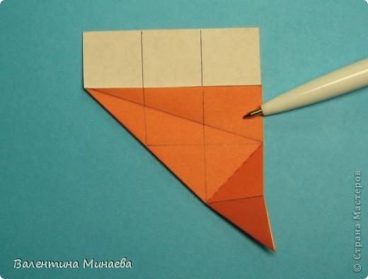 Мегаполис (Megapolis)  автор: Валентина Минаева (Valentina Minayeva)  соотношение бумаги 4 : 3  для бумаги с двусторонним эффектом  Для данной кусудамы брала размер бумаги 8,0 х 6,0 см  модули несимметричные, 60 штук  итог - 13 см  без клея  в основе кусудамы лежит многогранник икосододекаэдр Видео: http://www.youtube.com/watch?v=e7ELf8QSkuA&feature=youtu.be  фото 11