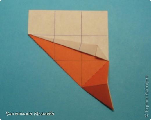 Мегаполис (Megapolis)  автор: Валентина Минаева (Valentina Minayeva)  соотношение бумаги 4 : 3  для бумаги с двусторонним эффектом  Для данной кусудамы брала размер бумаги 8,0 х 6,0 см  модули несимметричные, 60 штук  итог - 13 см  без клея  в основе кусудамы лежит многогранник икосододекаэдр Видео: http://www.youtube.com/watch?v=e7ELf8QSkuA&feature=youtu.be  фото 13