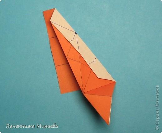 Мегаполис (Megapolis)  автор: Валентина Минаева (Valentina Minayeva)  соотношение бумаги 4 : 3  для бумаги с двусторонним эффектом  Для данной кусудамы брала размер бумаги 8,0 х 6,0 см  модули несимметричные, 60 штук  итог - 13 см  без клея  в основе кусудамы лежит многогранник икосододекаэдр Видео: http://www.youtube.com/watch?v=e7ELf8QSkuA&feature=youtu.be  фото 17