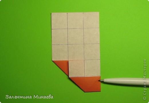 Горная фиалка (Mountain violet) автор: Валентина Минаева (Valentina Minayeva) соотношение бумаги 1:2 для бумаги с двусторонним эффектом Для данной кусудамы брала размер бумаги 11,0 х 5,5 см модули несимметричные, 60 штук итог - 12 см без клея в основе кусудамы лежит многогранник икосаэдр  фото 10
