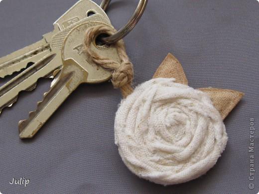 Незатейливый брелок для ключей. фото 1