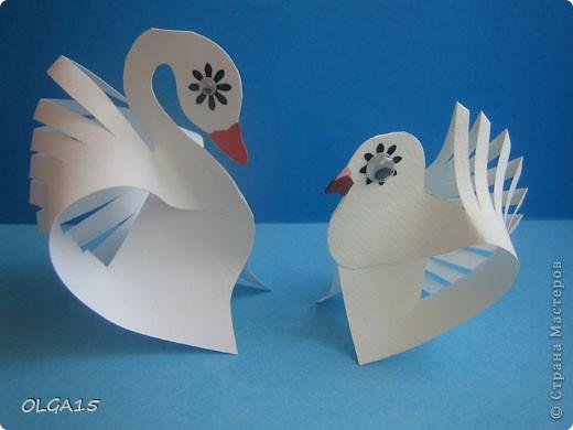 Бумагопластика Бумажные