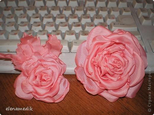 цветы из остатков
