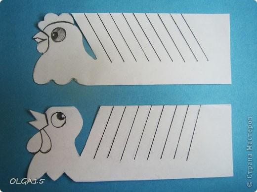 птички Бумага фото 4