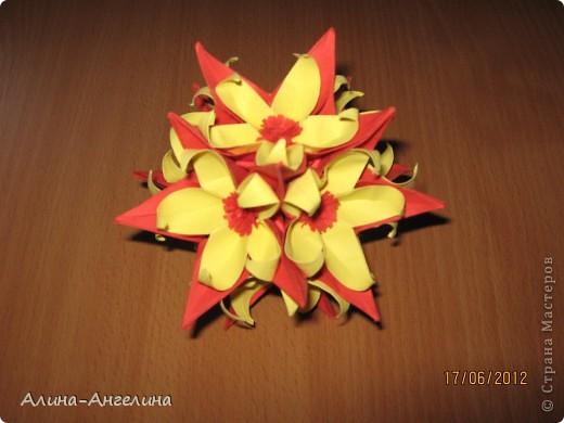 Фрактал, расписанный графикой в стиле Зентагле фото 4
