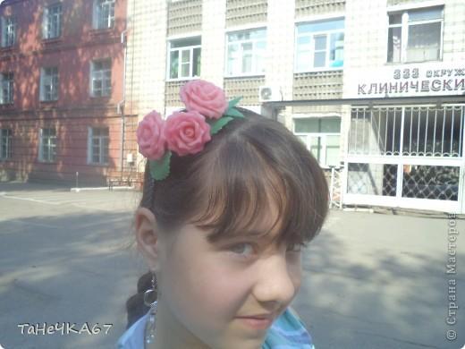 ободок для племянницы фото 1