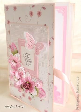 Подарочная коробка для свадебной книги фото 5