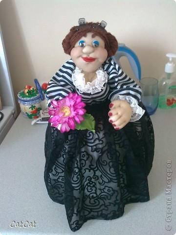 Баба на чайнИК фото 2