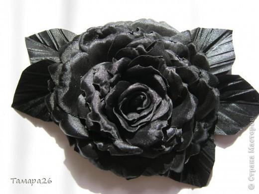 Приветствую жителей прекрасной Страны!! Я сегодня опять с розами, не отпускают они меня, пока это просто цветы, но конечно станут украшением.  МК тут http://forum.say7.info/topic39741-525.html фото 1
