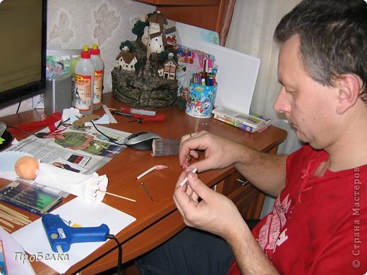 Здравствуйте! Сегодня в России отмечается День медицинского работника, и я решила, что именно в этот праздник я размещу эту свою работу. Знакомьтесь, это-Я! фото 5