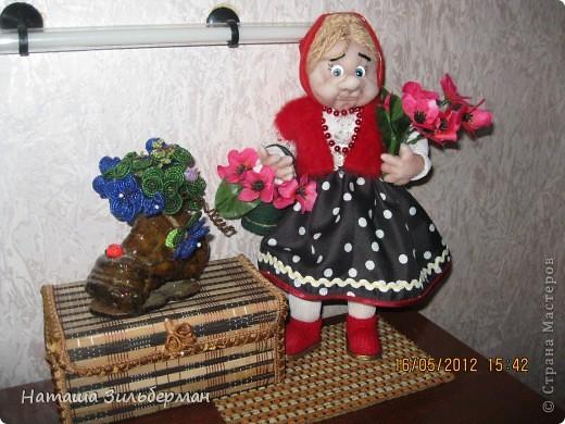 Бабушка Цветочница фото 2