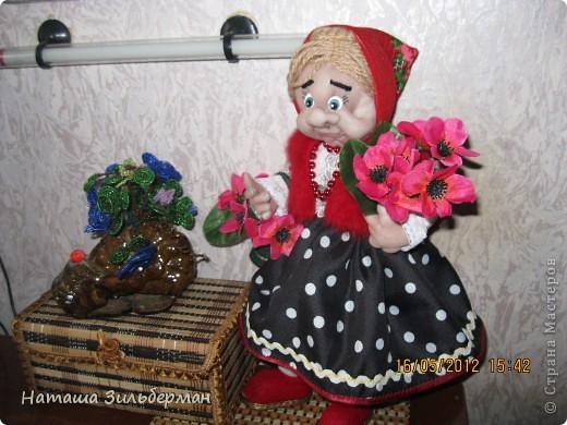 Бабушка Цветочница фото 3