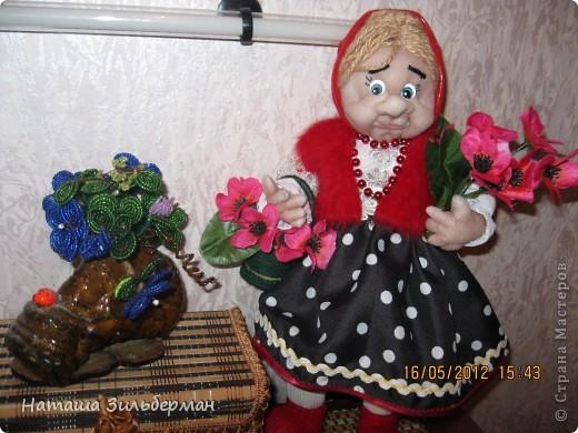 Бабушка Цветочница фото 4