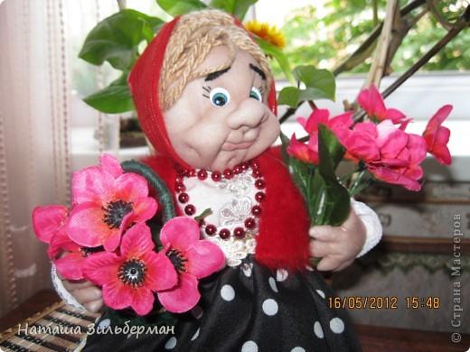 Бабушка Цветочница фото 5