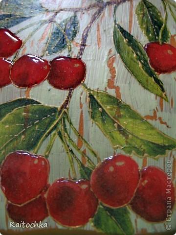 Спелые вишни фото 2