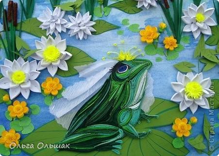 рисунок царевны: