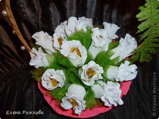 белые розы..... фото 3