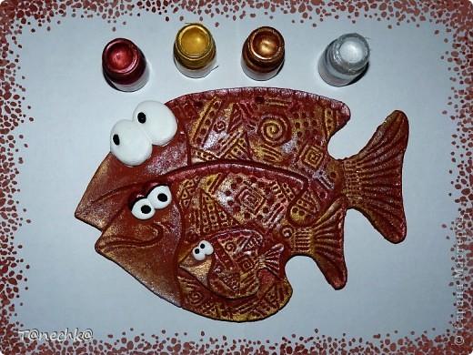 Папа, мама, я - рыбная семья!!! фото 1