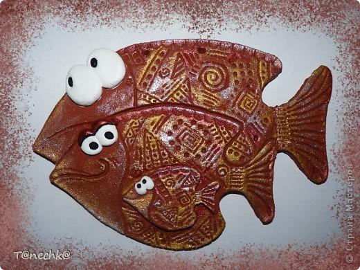 Папа, мама, я - рыбная семья!!! фото 2