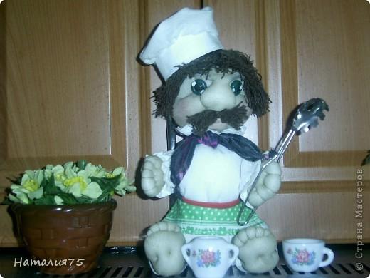 Всем доброго дня! Я поваренок Вано! фото 1