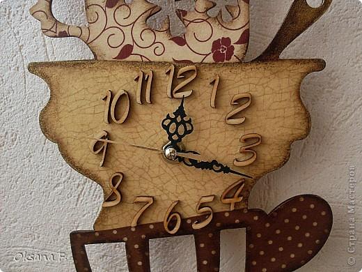 Эти часы сделаны на конкурс на одном известном декупажном сайте, выставляю их уже, потому, что как автора, меня угадали))) Фанерная заготовка 20х60 см (немаленькая)  фото 5
