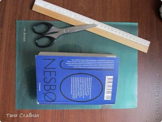 Мастер-класс Поделка изделие Роспись Обложки для книг Краска Нитки Сутаж тесьма шнур фото 2