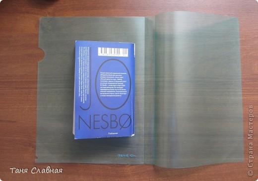 Мастер-класс Поделка изделие Роспись Обложки для книг Краска Нитки Сутаж тесьма шнур фото 3