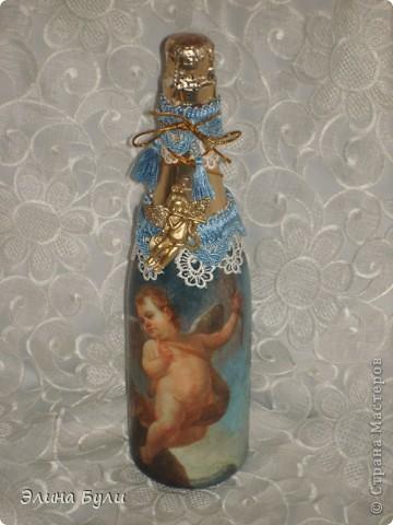 Бутылочки с ангелками: фото 4