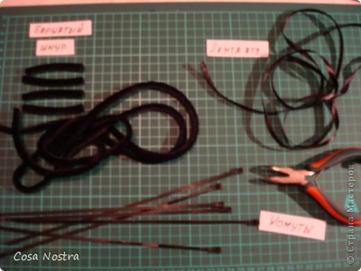 Мастер-класс Шитьё МК по изготовлению заколки д/волос Софист-о-твист Ткань фото 18