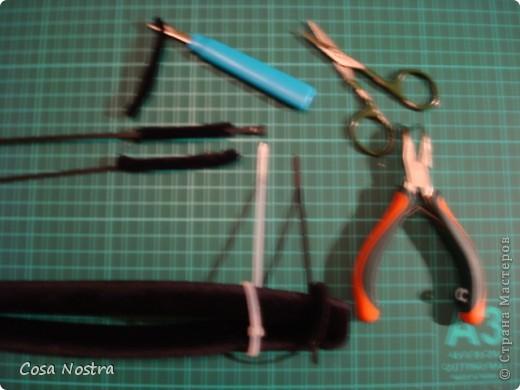 Мастер-класс Шитьё МК по изготовлению заколки д/волос Софист-о-твист Ткань фото 19