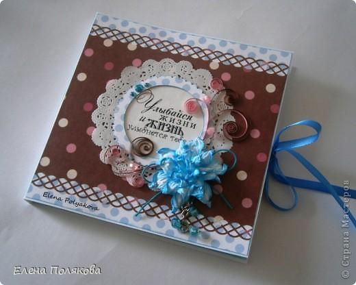 """А у меня сегодня шоколадницы! Большие, квадратные, с самодельными гардениями по МК Светланы Б.  - http://stranamasterov.ru/node/321021 (вот и я до них добралась :))) Первая Букет цветов"""" фото 6"""