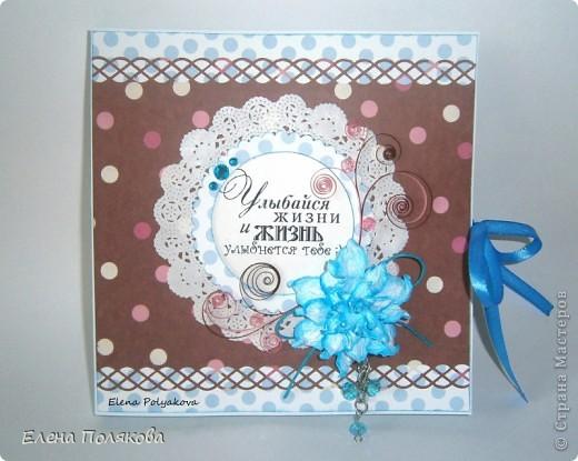"""А у меня сегодня шоколадницы! Большие, квадратные, с самодельными гардениями по МК Светланы Б.  - http://stranamasterov.ru/node/321021 (вот и я до них добралась :))) Первая Букет цветов"""" фото 5"""
