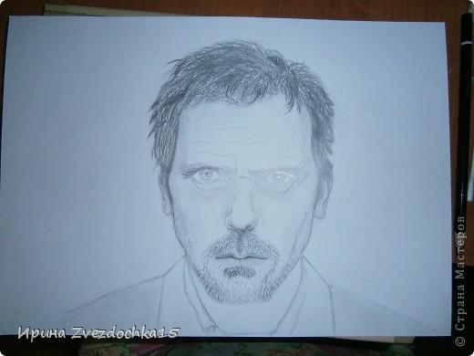 Нарисовано на А4, сделано не по уроку, просто срисовано с картинки фото 5