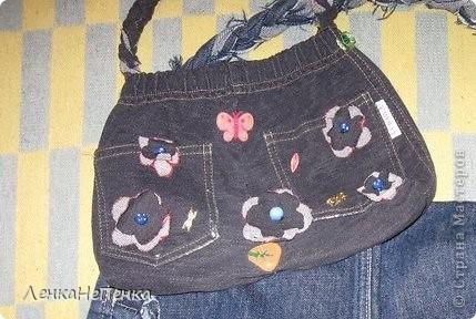 Моя любимая летняя сумка, сперва были конечно любимые джинсы))) Размер 35 Х 45 см, шесть кармашков. фото 5